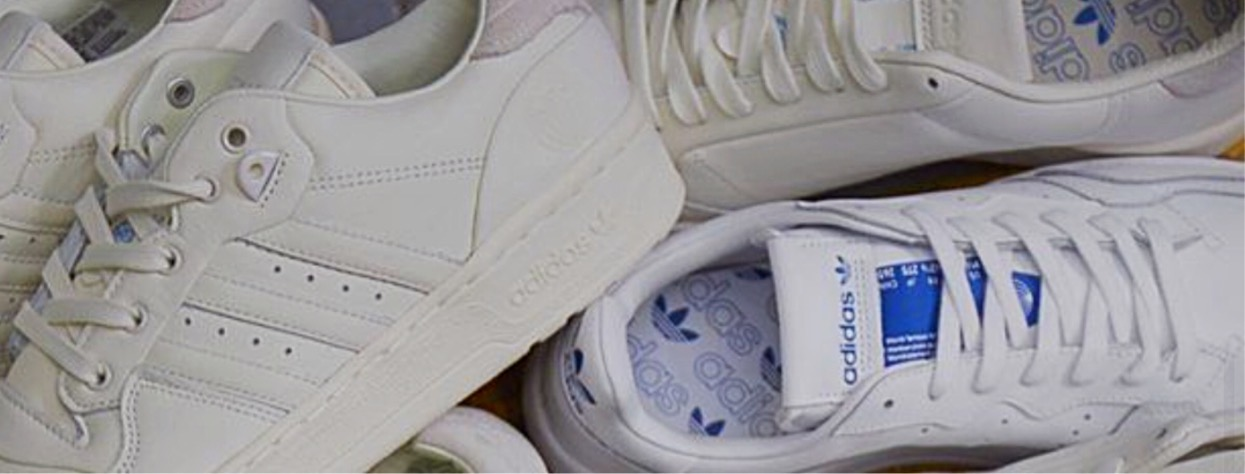 Adidas World Famous Quality White Timeless Twinkle So Bright